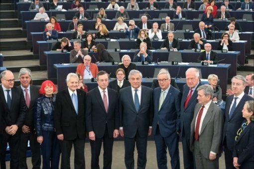 20 ans euro cérémonie